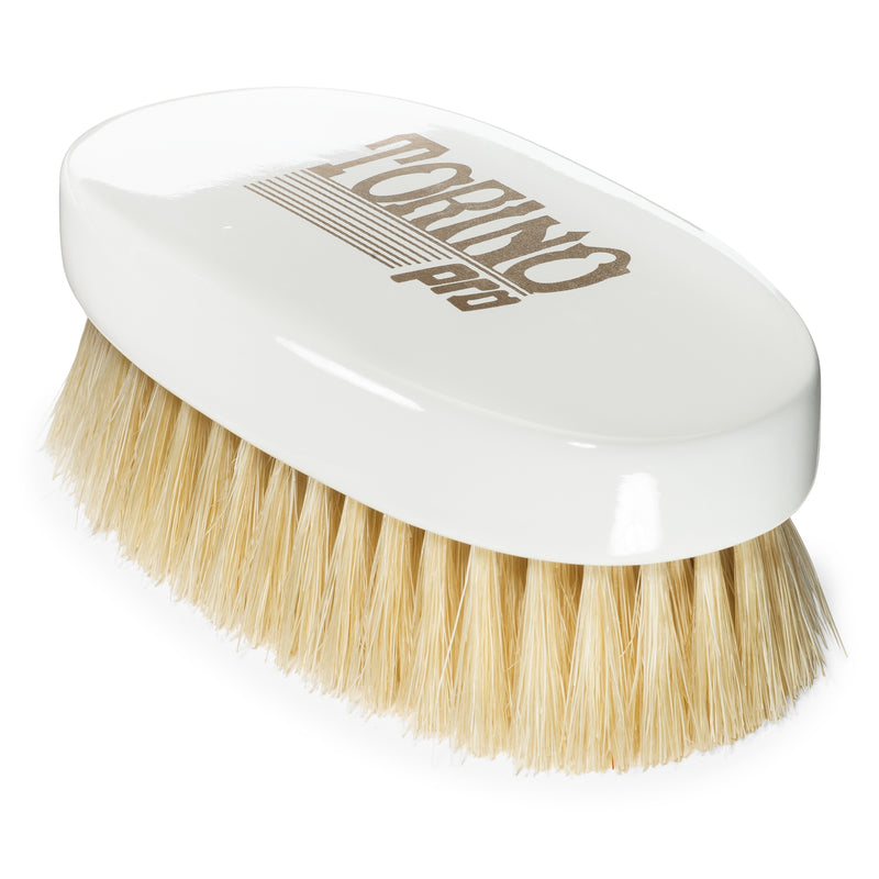 (NEW) Torino Pro Wave Brush #1070 Oval Soft Palm Brush for 360 Waves