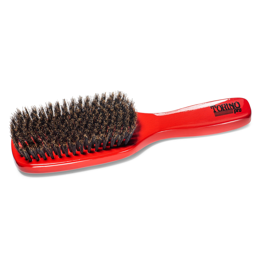 11 Row, Soft #1360 (NEW) Torino Pro - Long Handle Wave Brush for 360 Waves