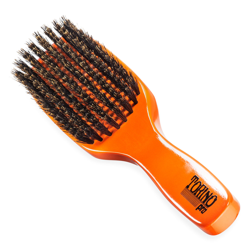 8 Row, Medium #1270 (NEW) Torino Pro - Long Handle Wave Brush for 360 Waves