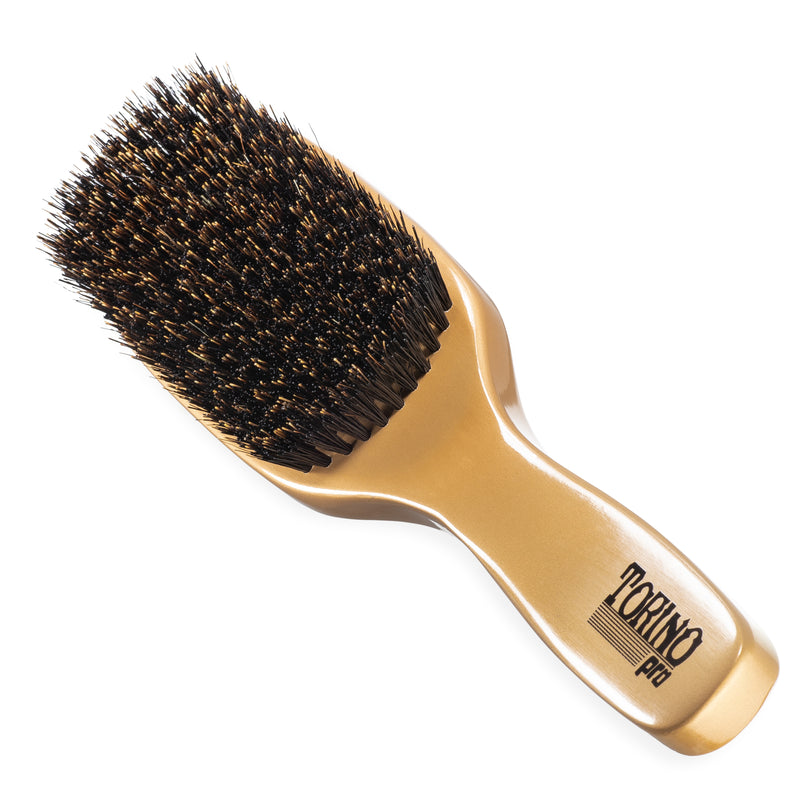 11 Row, Medium #1350 (NEW) Torino Pro - Long Handle Wave Brush for 360 Waves