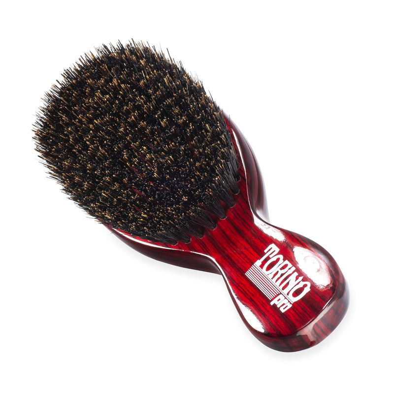 Torino Pro Wave Brush #1090- Stub Medium - Oval Stub Wave Brush for 360 Waves