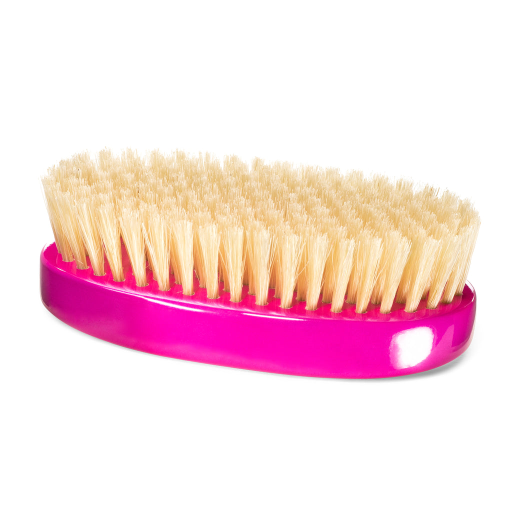 (NEW) Torino Pro Wave Brush #1020 Oval Palm Soft Brush for 360 Waves