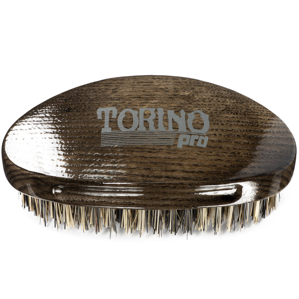 #2020 Torino Pro Hard Palm Curve Wave Brush By Brush King -  - 360 Curved Hard Palm - Great for Wolfing - For 360 Waves