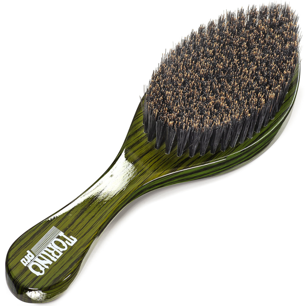 Torino Pro Wave Brush #550 - Medium Curved Wave Brush for 360 Waves