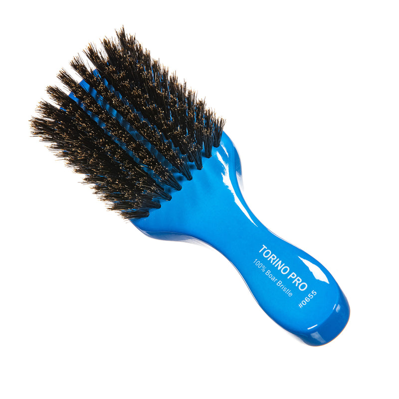 Torino Pro Wave brush #0655- 8 row Club brush- Soft