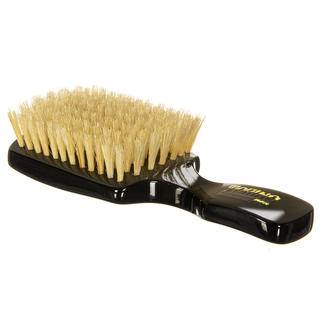 Torino Pro Wave Brush #140- 7 Row Soft Club Brush - 100% Boar Bristles