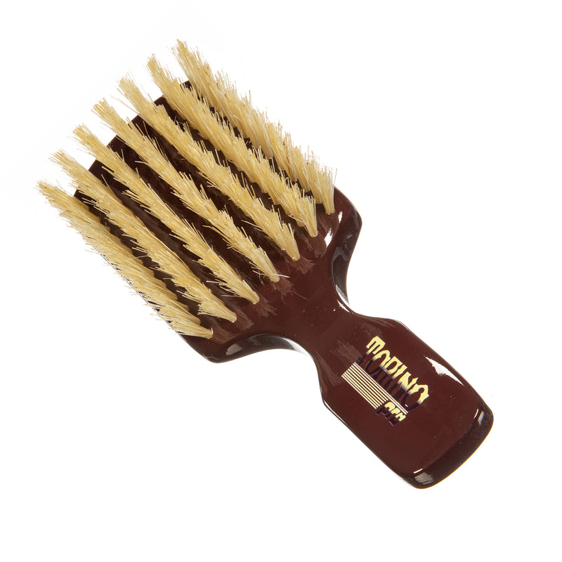 Torino Pro Wave Brush #150- 7 Row Medium Club Brush- 100% Pure Boar Bristles