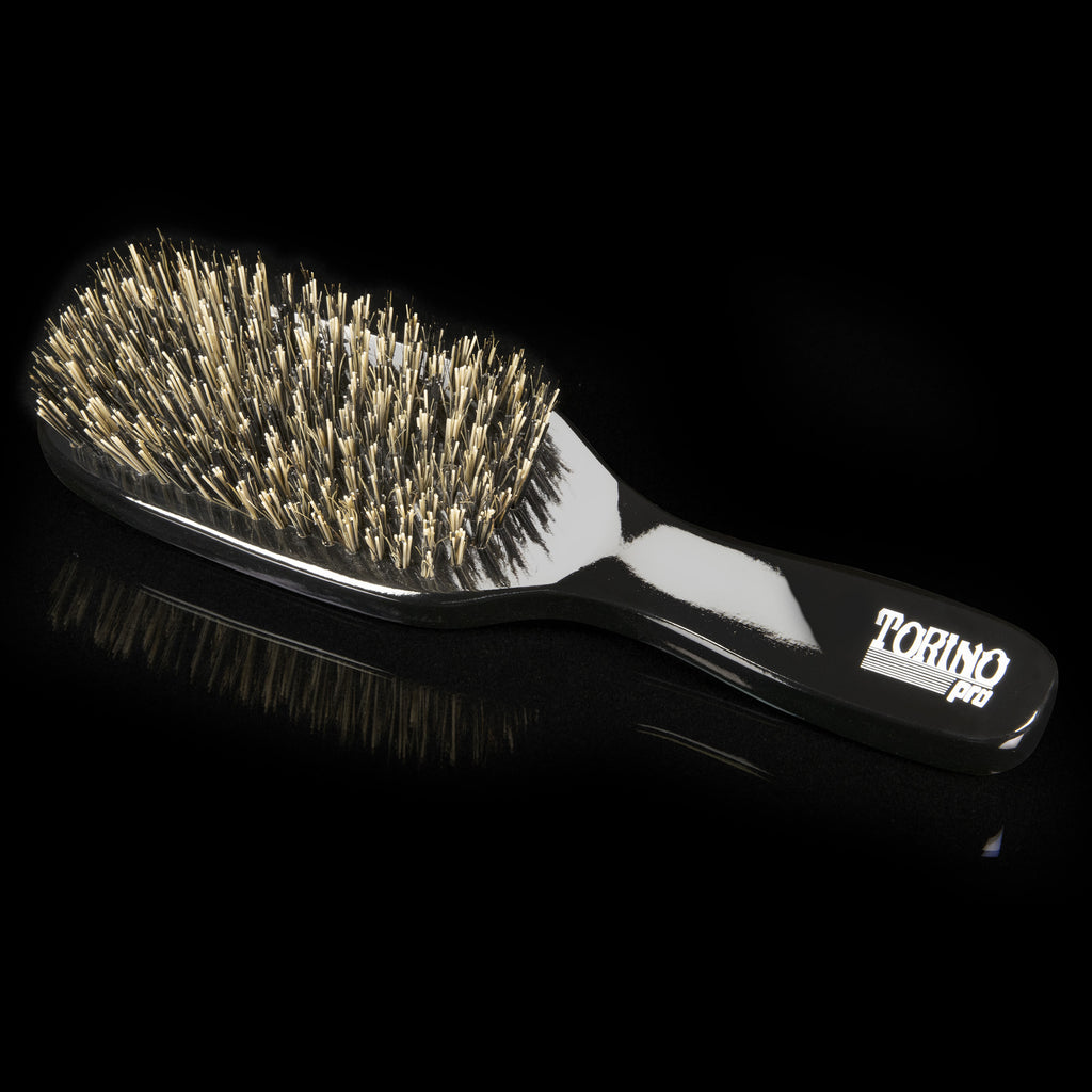 #180 9 Row, Hard  Torino Pro Classic - Long Handle Wave Brush for 360 Waves