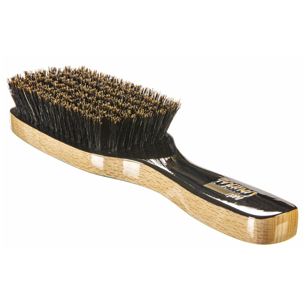 Torino Pro Wave Brush #210- 7 Rows Soft - Fatality Edition Duet Collection