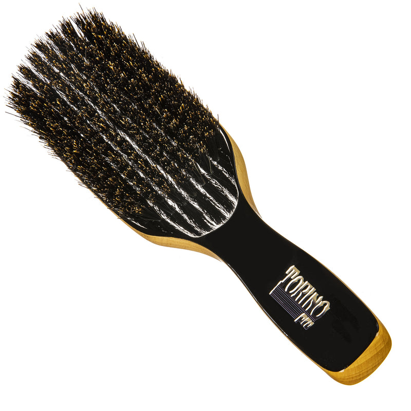 Torino Pro Wave Brush #240- 9 Rows Medium-  Fatality Edition - Extra Long Bristles