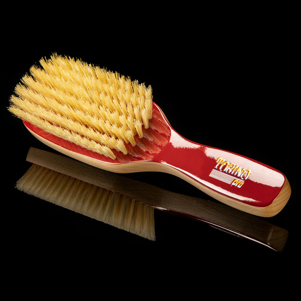 Torino Pro Wave Brush #280- 7 Rows Medium -  Fatality Edition
