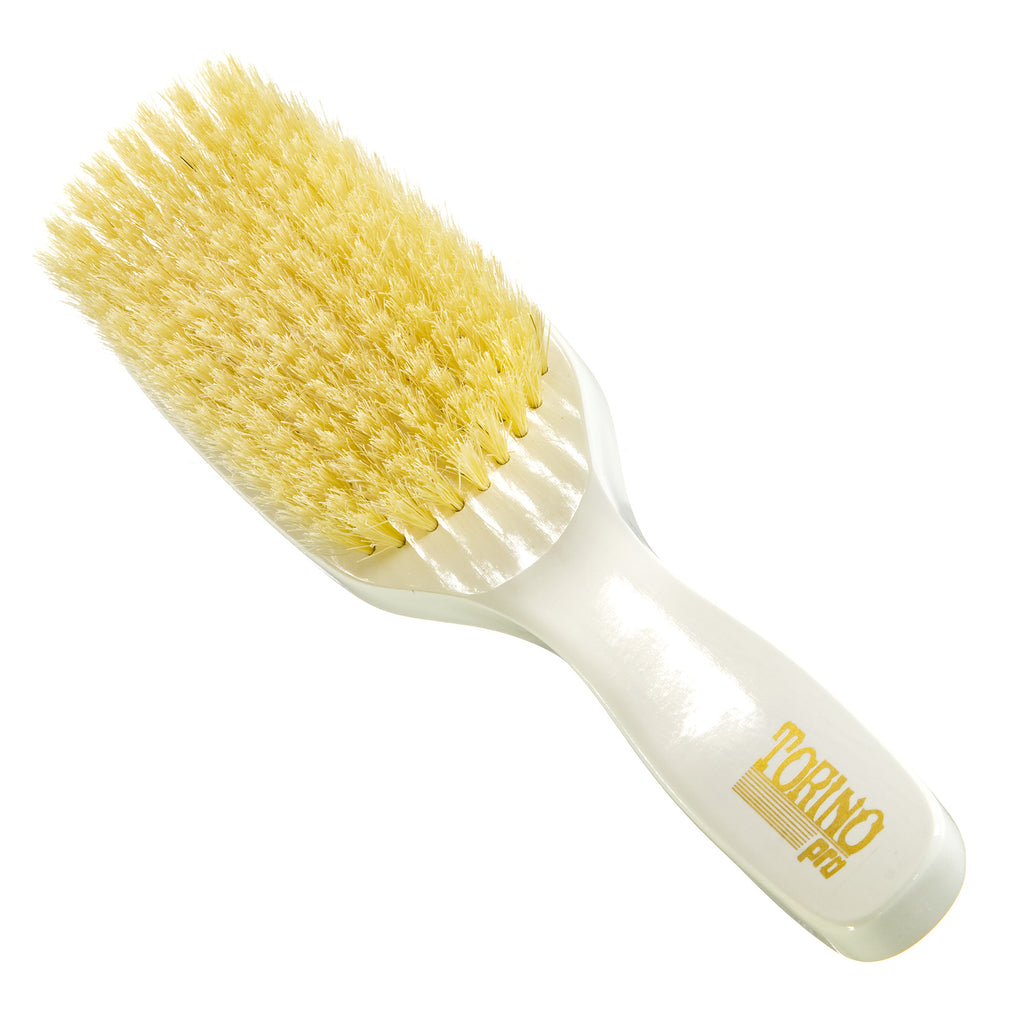 #500 9 Row, Soft  Torino Pro - Long Handle Wave Brush for 360 Waves