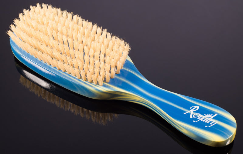 Royalty Medium Wave Brush - #705 Wave Brush for 360 Waves