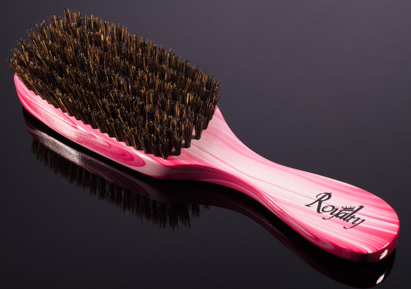 Royalty Medium Wave Brush - #707 Wave Brush for 360 Waves