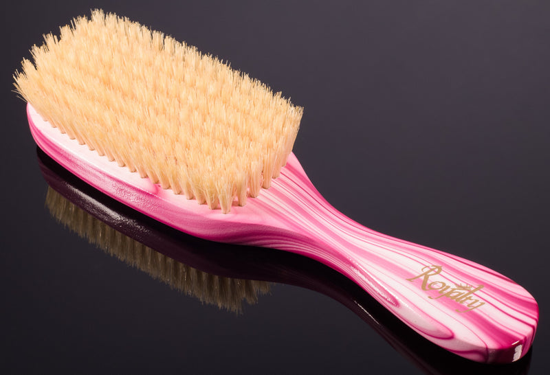 Royalty Medium Wave Brush -  #708 Wave Brush for 360 Waves