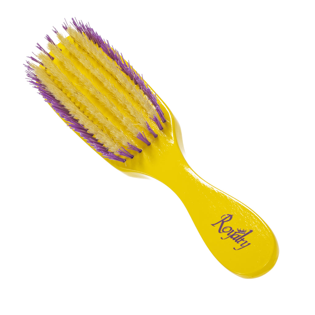 Royalty Medium Firm Wave Brush #710 Wave Brush for 360 Waves