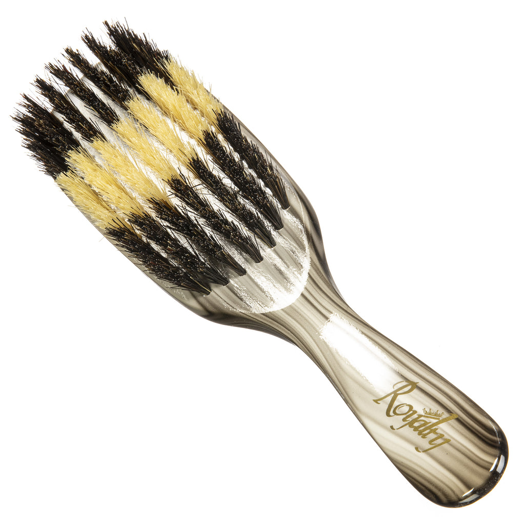 Royalty Medium Wave Brush - #790 Wave Brush for 360 Waves OG Ice Cream Sandwich