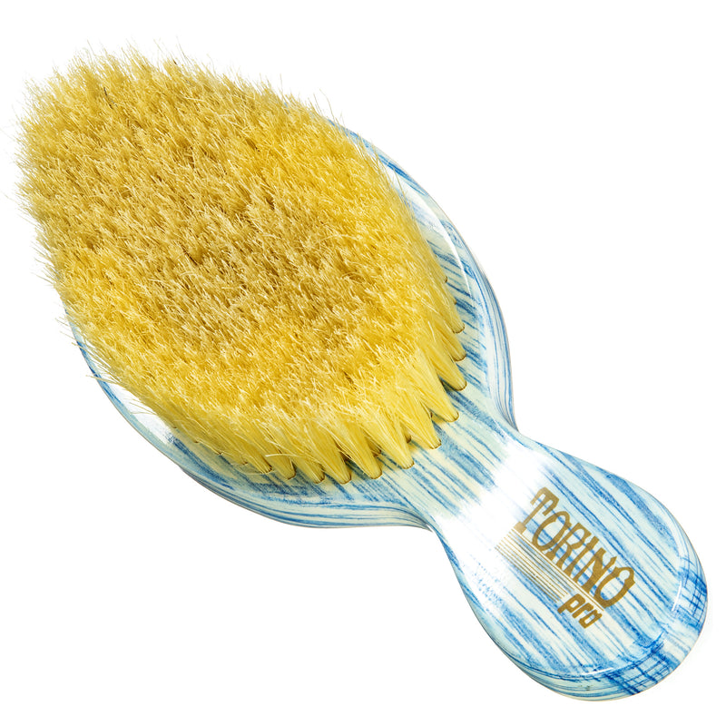Torino Pro Wave Brushes by Brush king #79- Soft Curve Stubby Club