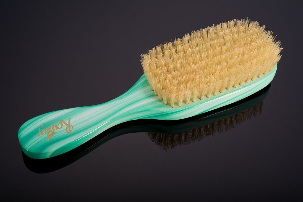 Royalty Medium Wave Brush - #803 8 row Wave Brush for 360 Waves