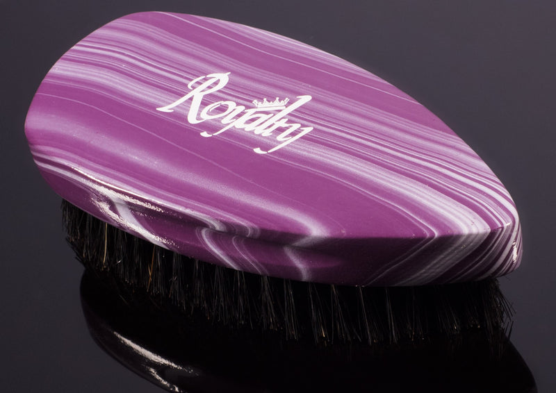 Royalty Soft Wave Brush - #901 Wave Brush for 360 Waves