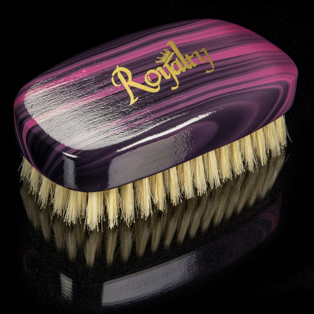 Royalty Medium Palm Wave Brush #906 for 360 Waves