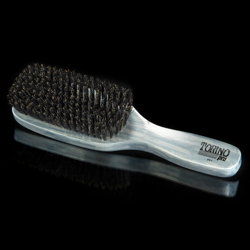 Torino Pro Wave Brushes By Brush King #91-9 Row Medium brush