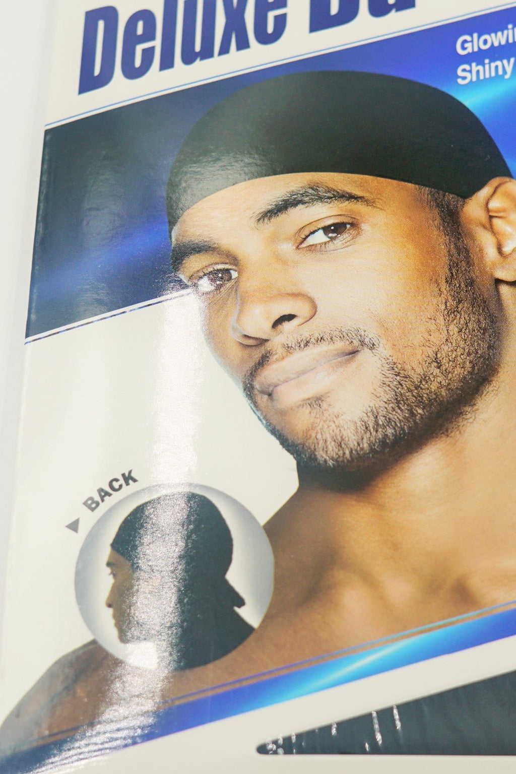 Dream Durag Black smooth and thick silky durag-Brush King