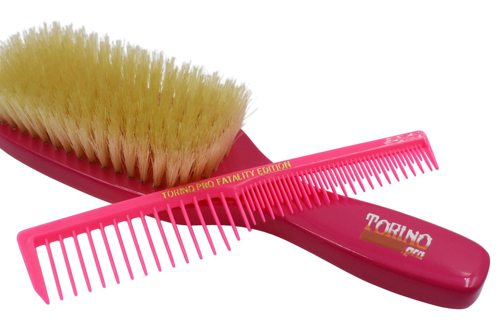 Torino Gang  Fatality Edition Comb pink and gold foil