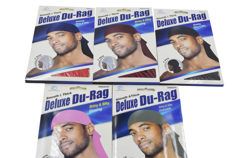 5 Dream Durag Deal for 360 Waves -- READ DESCRIPTION FOR COLORS