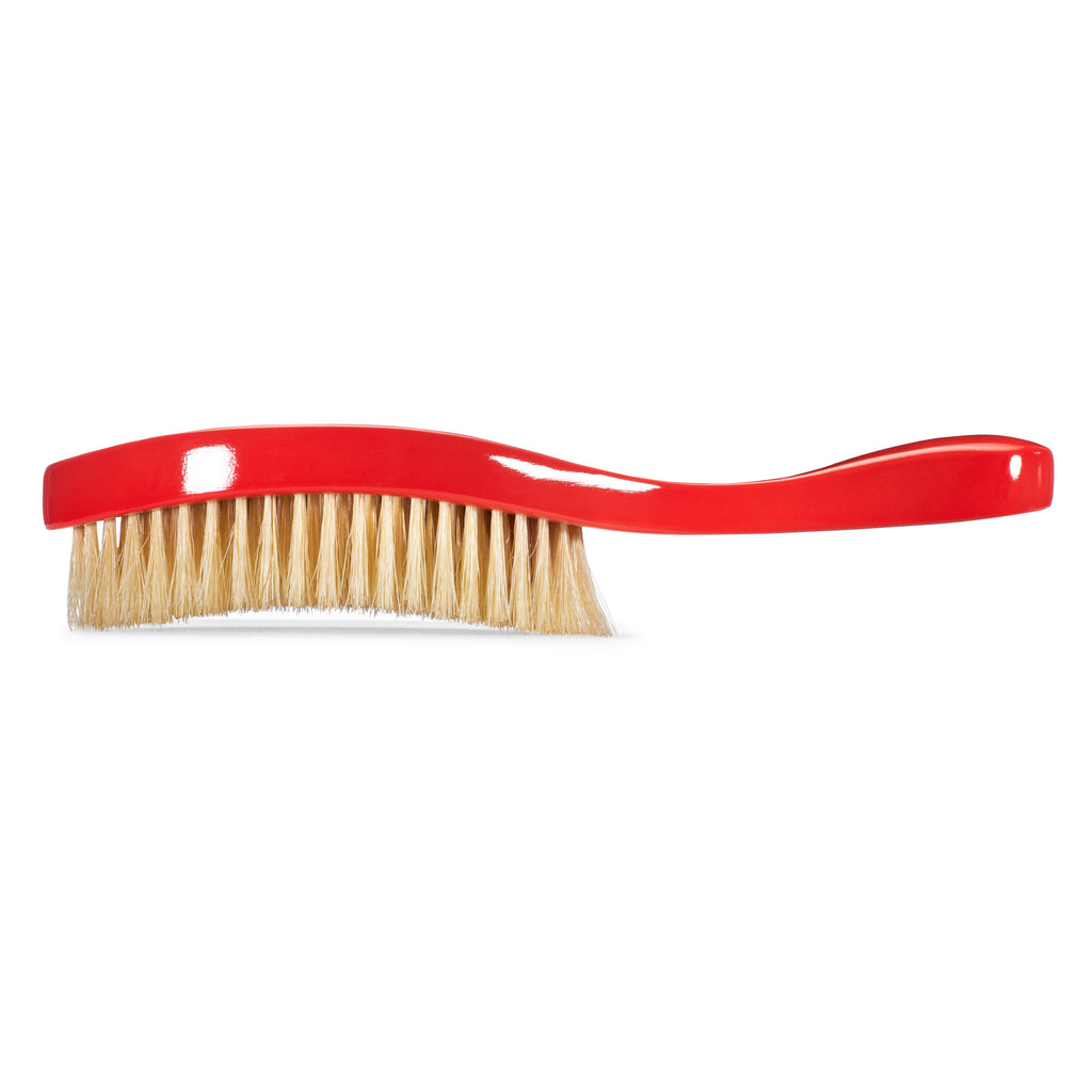 Torino Pro #590 - Curved, Soft Wave Brush for 360 Waves (Curved Brush)