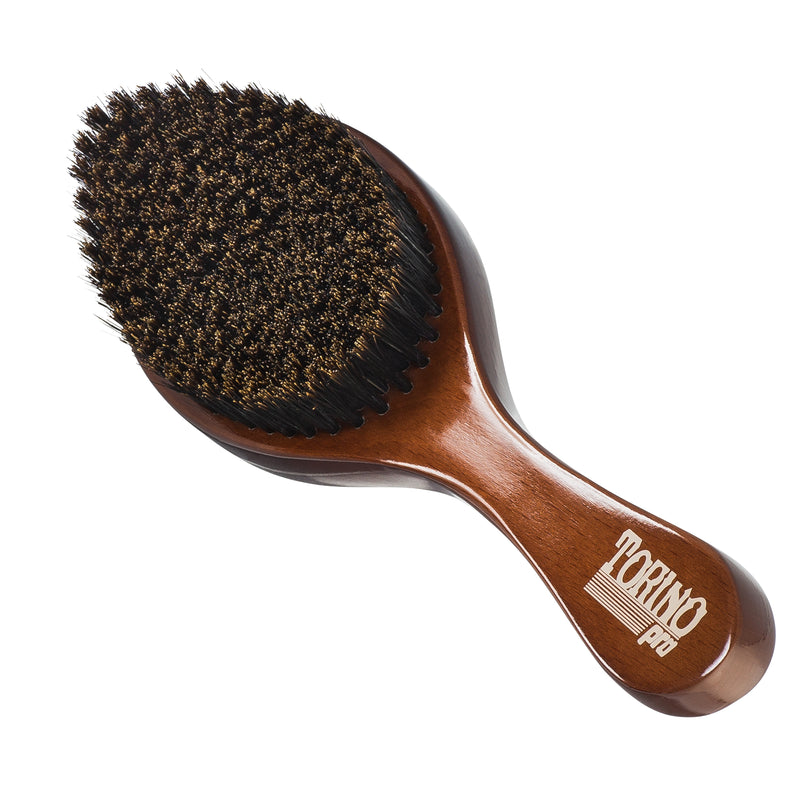 Torino Pro #620 - Curved, Medium Soft Wave Brush for 360 Waves (Curve Brush)