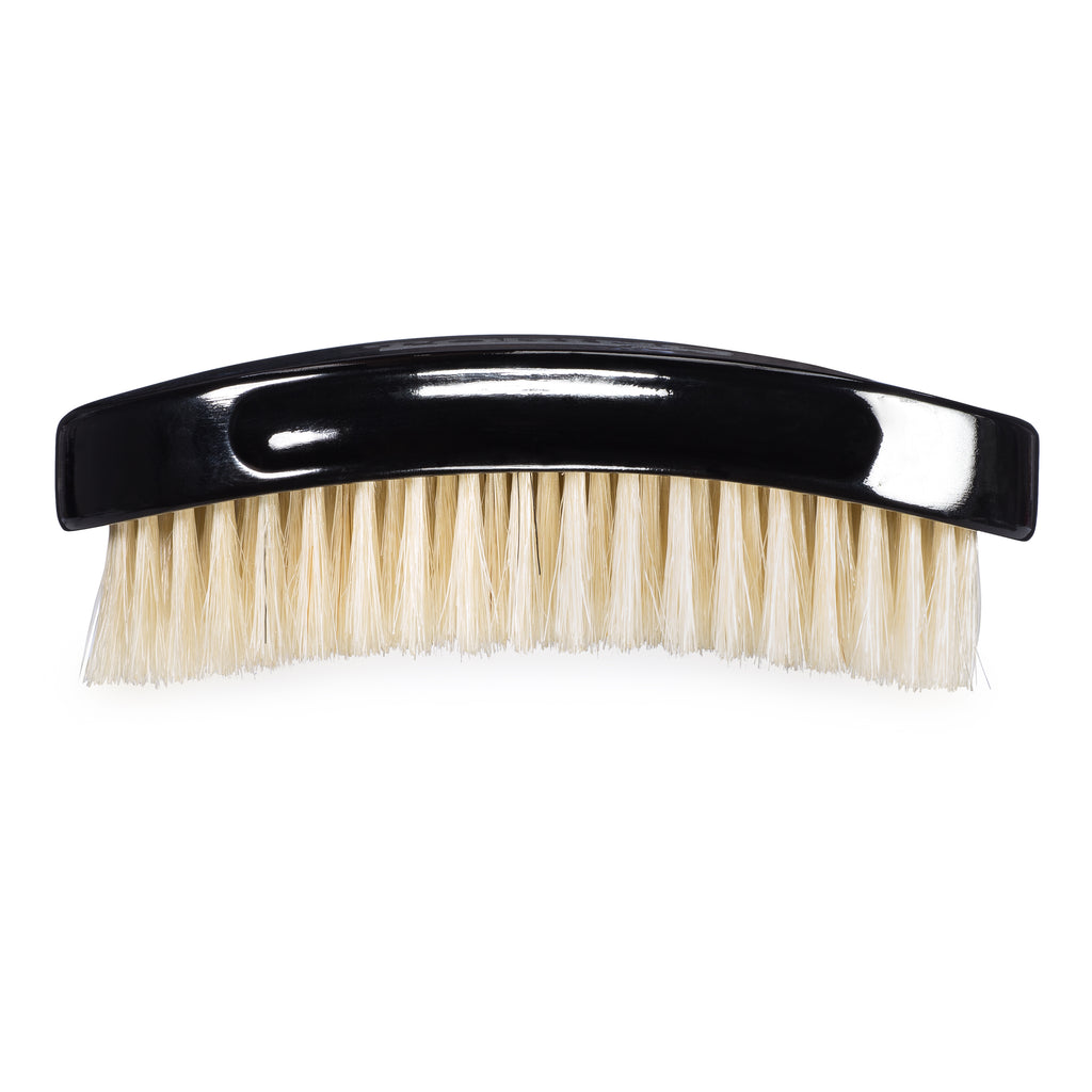 Torino Pro #660 - Curved Palm, Soft Wave Brush for 360 Waves (Curve Brush)