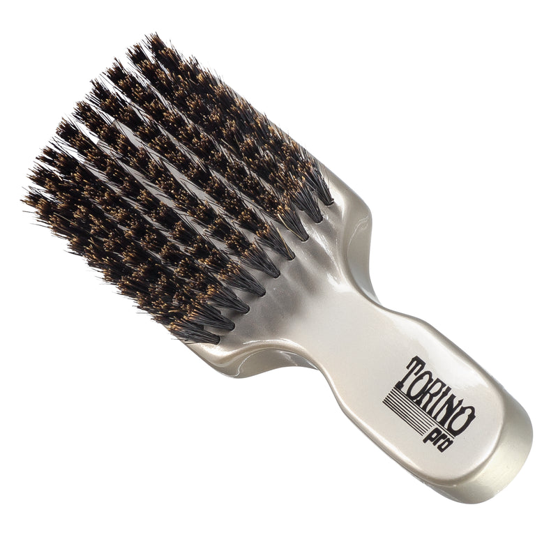 Torino Pro #880 - Club, Medium Soft Wave Brush for 360 Waves (Club Brush)