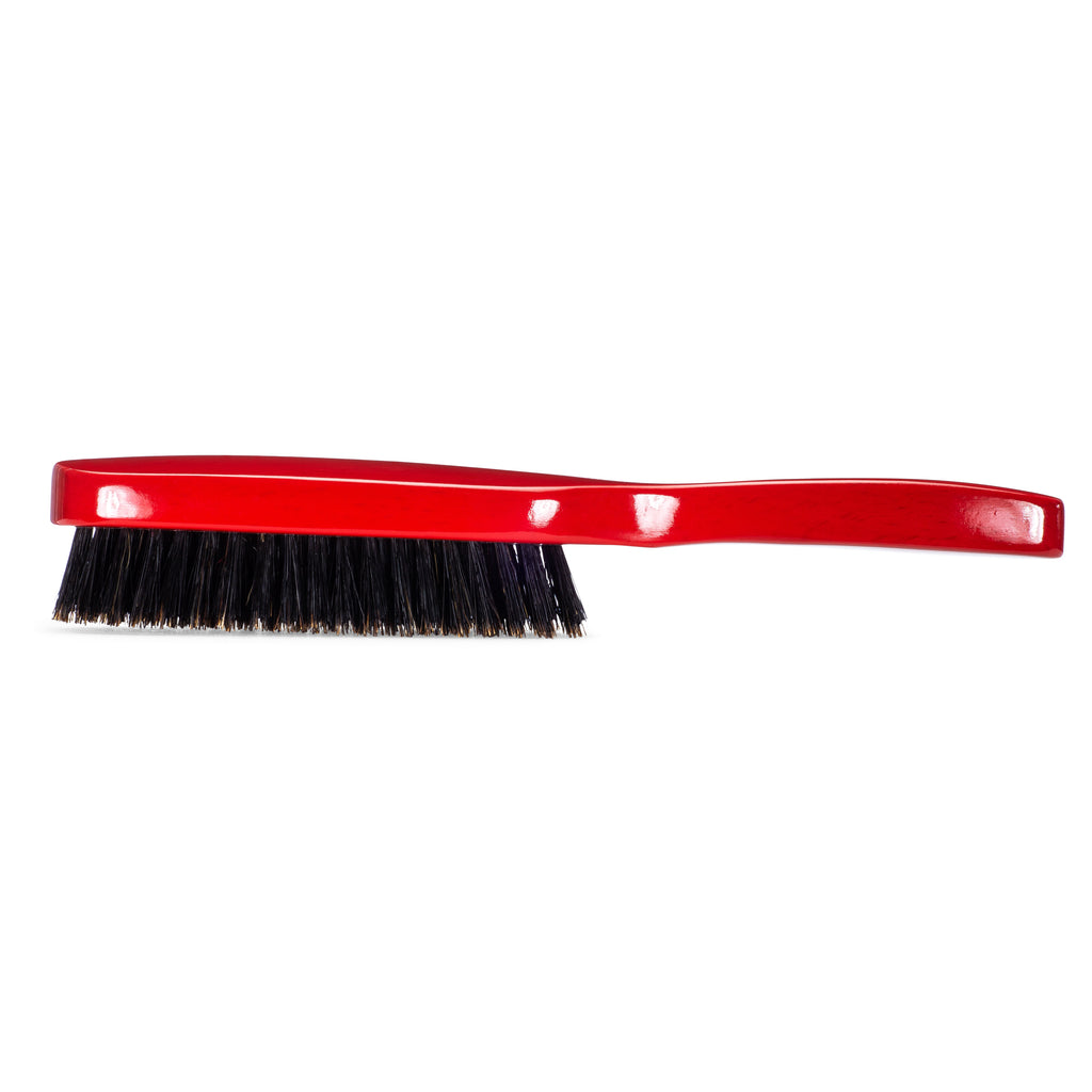Torino Pro #940 - Long Handle, 7 Row Medium Wave Brush for 360 Waves