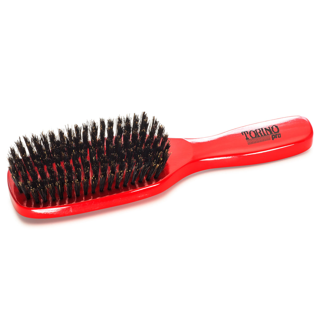 #940 7 Row, Medium Torino Pro - Long Handle Wave Brush for 360 Waves