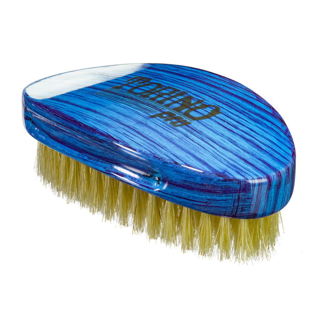 Torino Pro Wave Brushes By Brush King #15 - Soft curve palm brush- Great for laying down and polishing your 360 waves