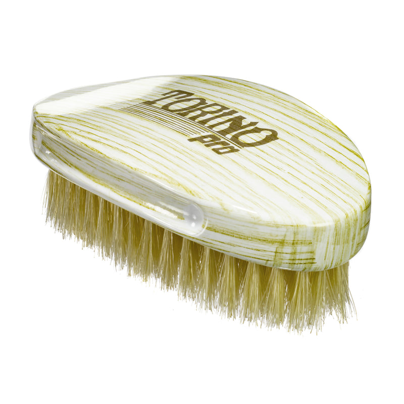Torino Pro Wave Brushes By Brush King #16 - Soft Curve Palm Brush- Great for laying and polishing your 360 waves