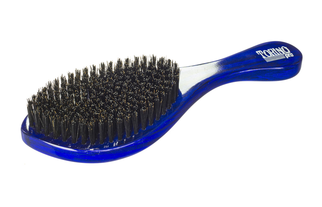 Torino Pro Wave Brushes By Brush King #1 Hard brush for 360 waves - Great for wolfing