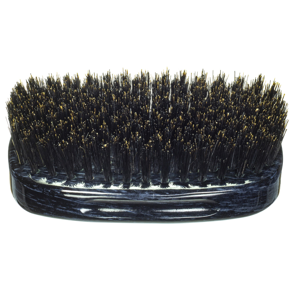 Torino Pro Wave Brushes By Brush King #29- Medium 11 Row Squared Palm Brush - For 360 waves