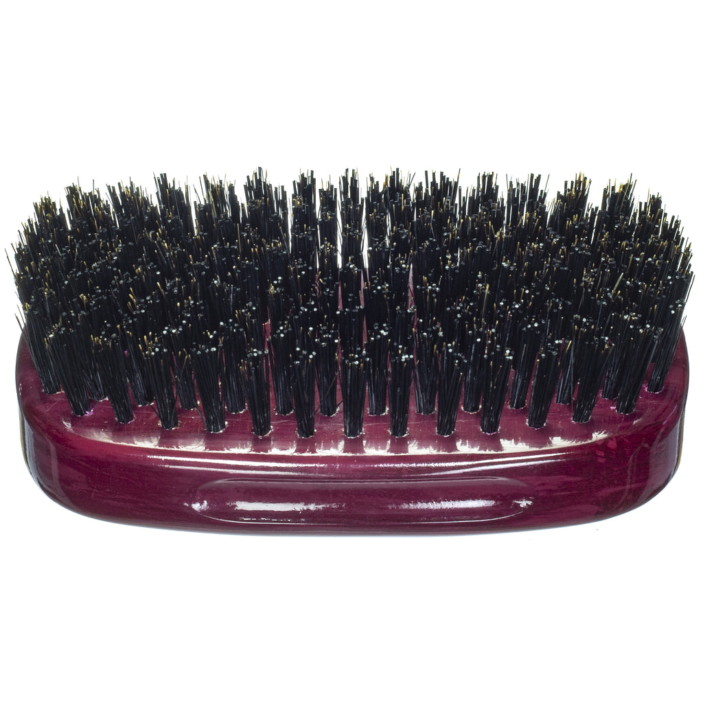 Torino Pro Wave Brushes By Brush King #30- Hard 11 Row Squared Palm Brush - Great for wolfing- For 360 Waves
