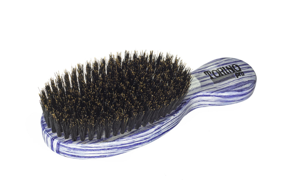 Torino Pro Wave Brushes By Brush King #40- Medium hard Stub Club Brush - Great for wolfing - For 360 Waves
