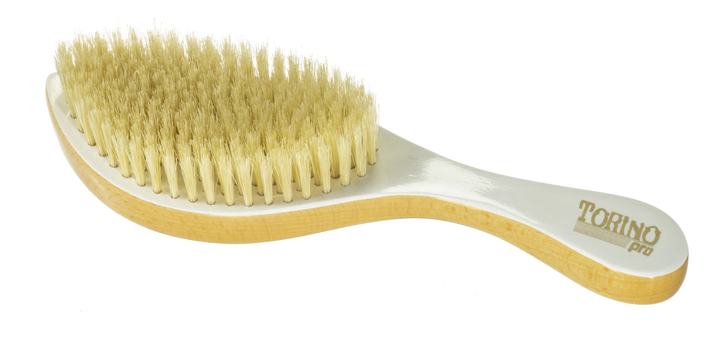 Torino Pro Wave Brushes By Brush King #4 - Patented Soft brush - Great for laying down your 360 waves