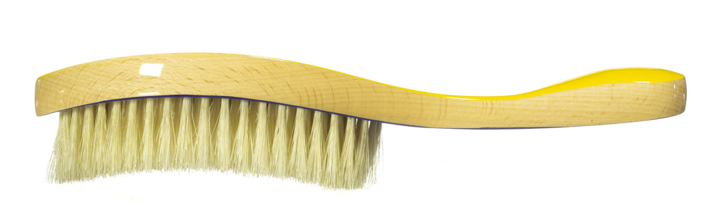 Torino Pro Wave Brushes By Brush King #5 - Patented Soft brush - Great for 360 waves- Extra long bristles