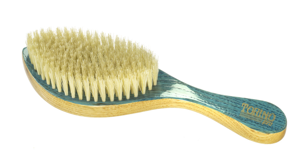 Torino Pro Wave Brushes By Brush King #6 - Patented Medium Curve brush- Great for 360 waves