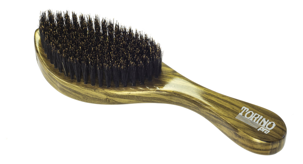 Torino Pro Wave Brushes By Brush King #9- Medium Curve brush with great pull - Great for 360 waves