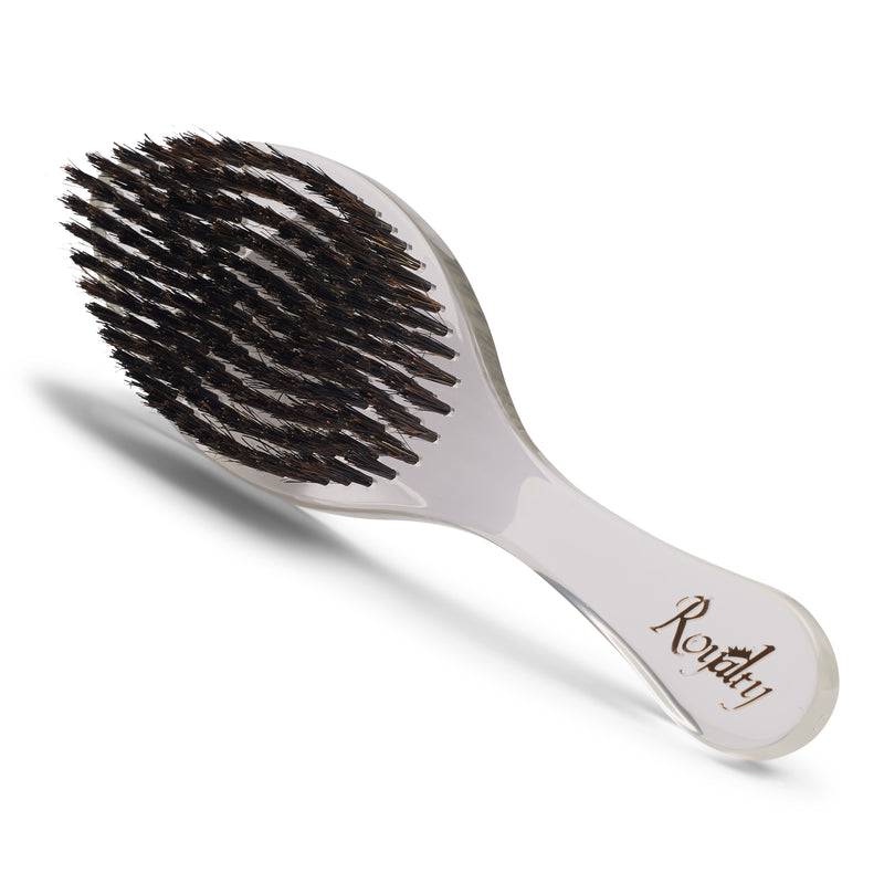 Royalty Medium Wave Brush #BK2 -PLEASE READ THE DESCRIPTION
