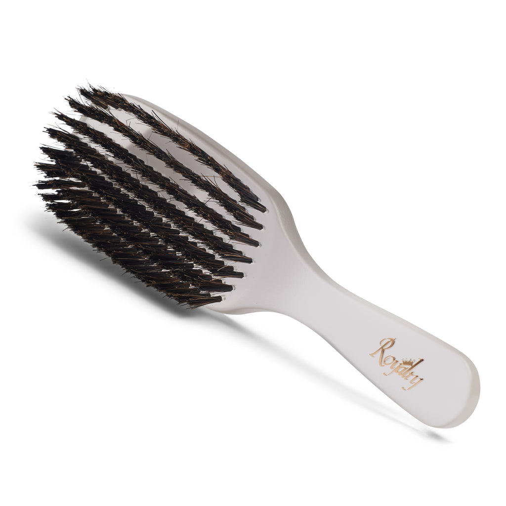 Royalty Medium Hard Wave Brush #733 -PLEASE READ THE DESCRIPTION