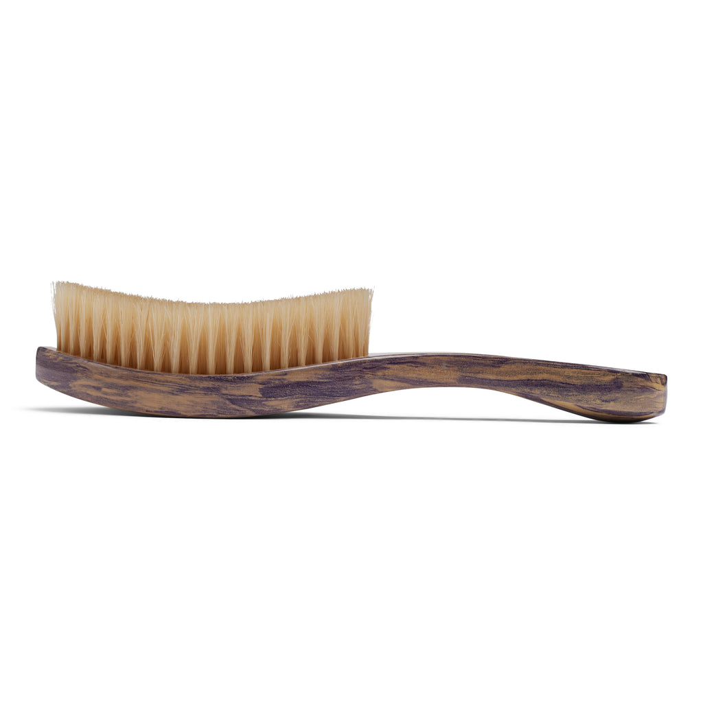 Torino Pro Wave Brushes by Brush king #52- Soft Curved 360 Waves Brush