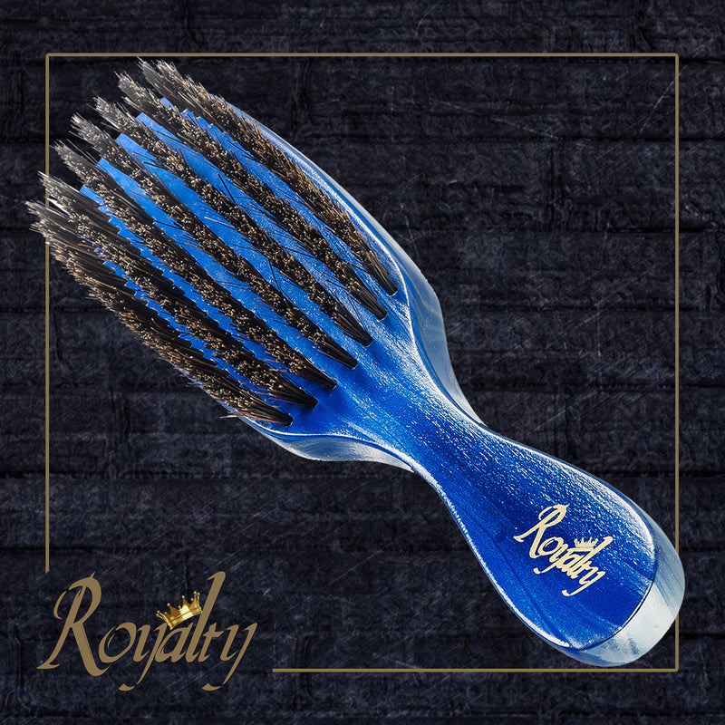 Royalty Medium Wave Brush - #716 Wave Brush for 360 Waves, Amazing pull
