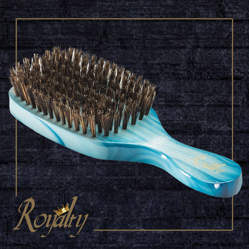 Royalty #RBC2 Medium Wave Club brush for 360 waves , Amazing Wave brushes